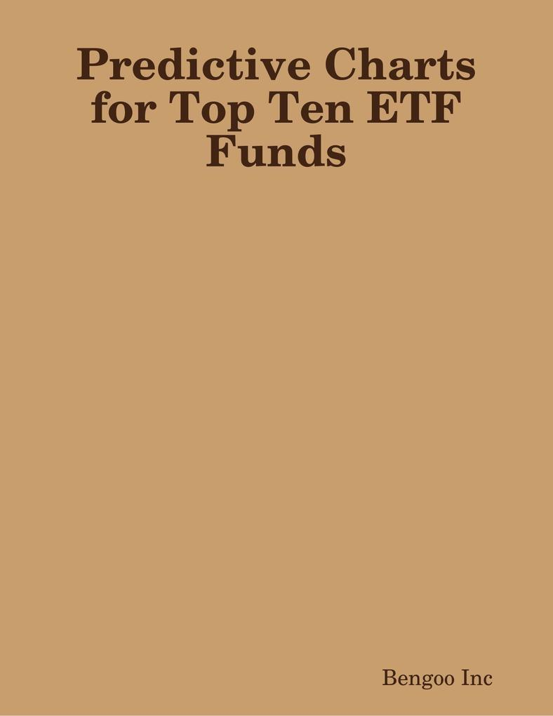Predictive Charts for Top Ten ETF Funds: How Do...