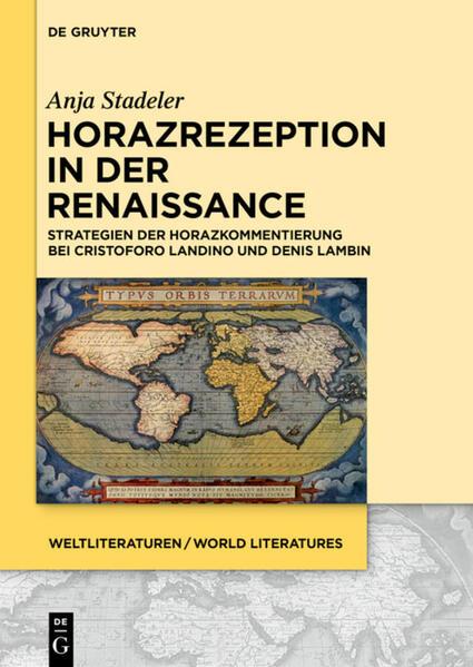 Horazrezeption in der Renaissance als Buch von ...