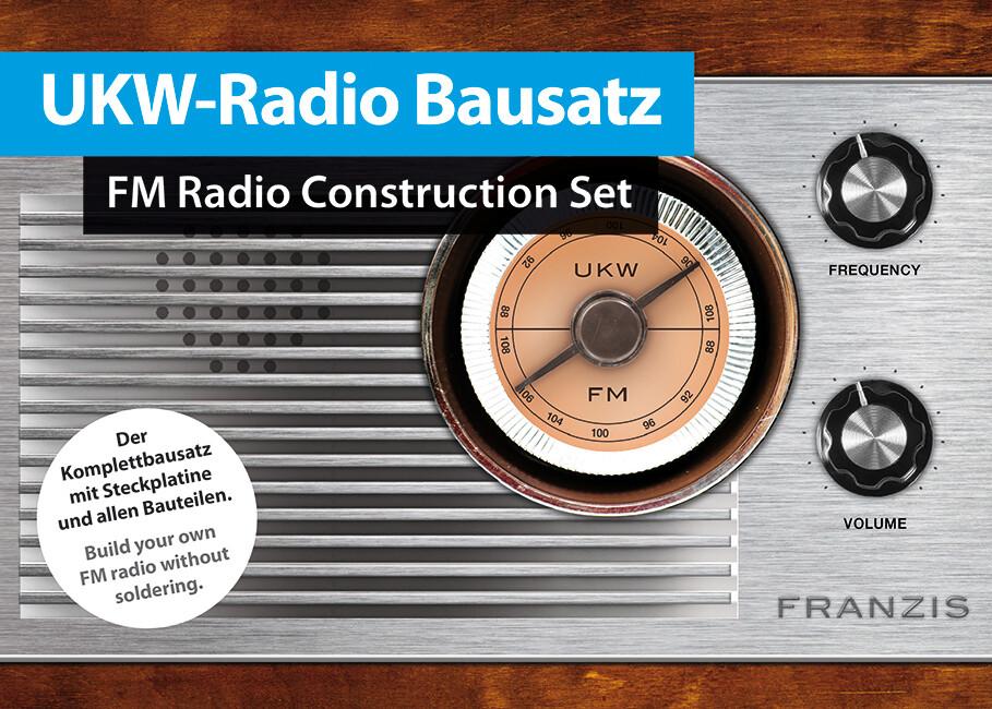UKW-Radio selber bauen (zum Stecken) Deutsch/En...