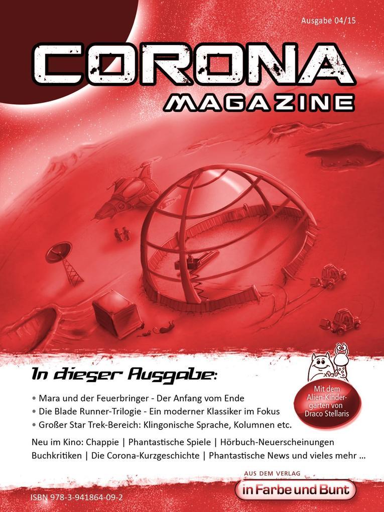 Corona Magazine 04/2015: April 2015 als eBook