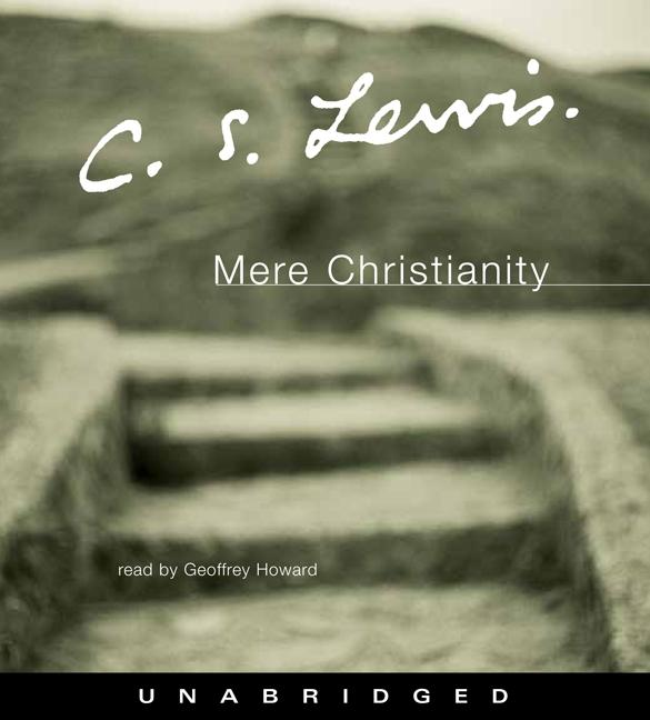 Mere Christianity CD als Hörbuch