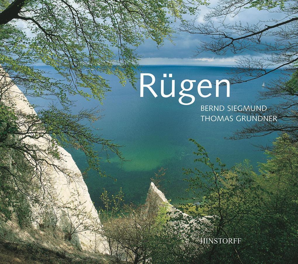 Rügen als eBook Download von Bernd Siegmund