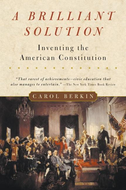 A Brilliant Solution: Inventing the American Constitution als Taschenbuch