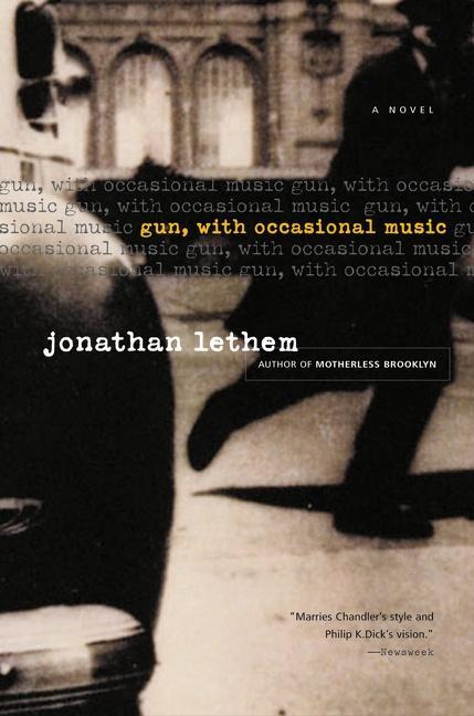 Gun, with Occasional Music als Taschenbuch