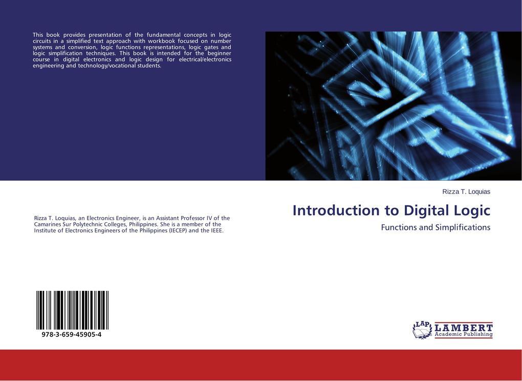 Introduction to Digital Logic als Buch von Rizz...