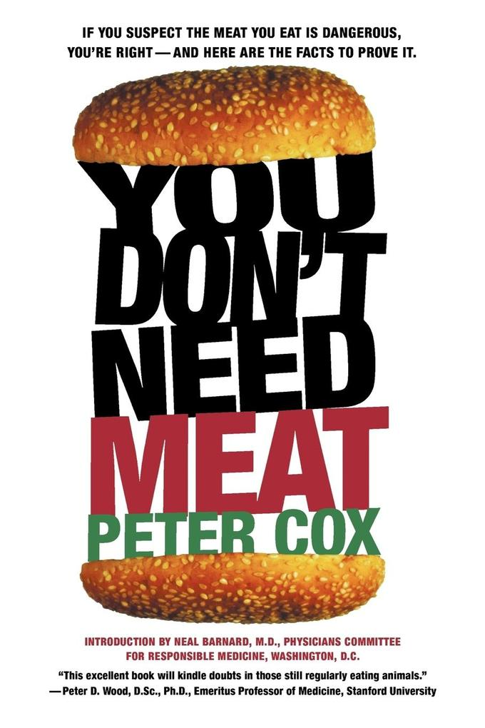 You Don't Need Meat als Taschenbuch