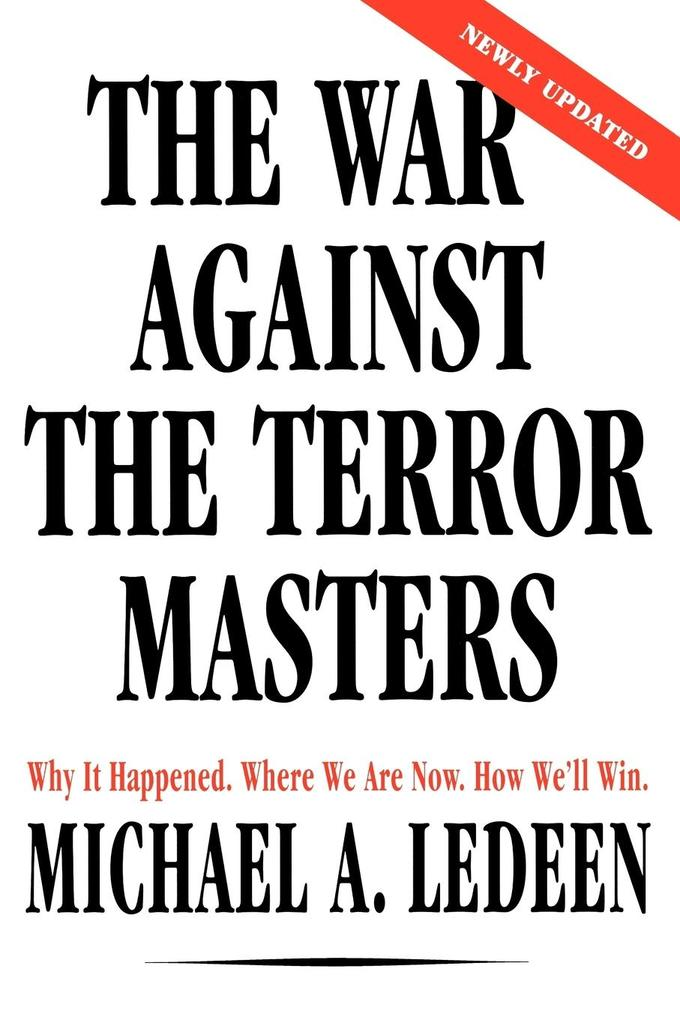 The War Against the Terror Masters als Taschenbuch