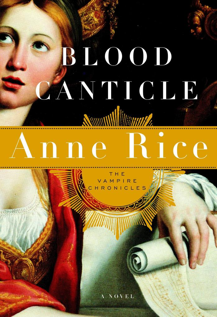 Blood Canticle als Buch