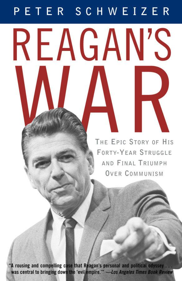 Reagan's War: The Epic Story of His Forty-Year Struggle and Final Triumph Over Communism als Taschenbuch