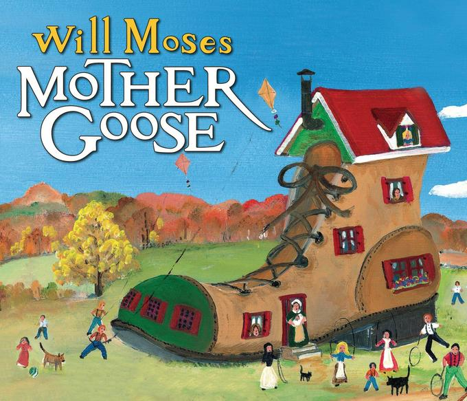 Will Moses Mother Goose als Buch