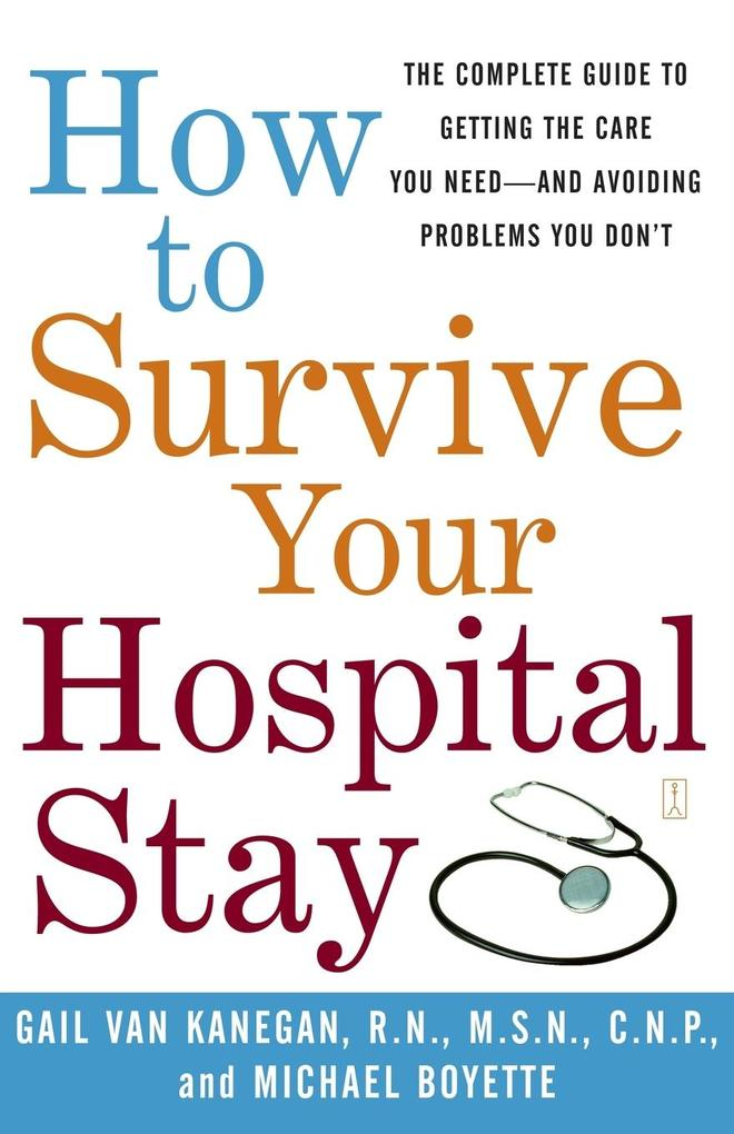 How to Survive Your Hospital Stay als Taschenbuch