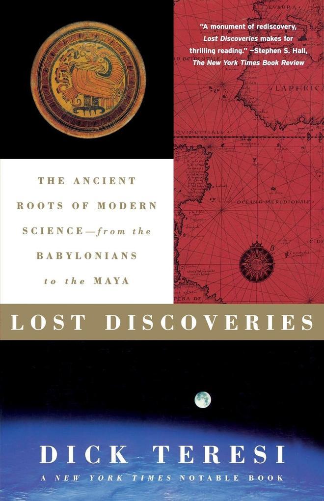 Lost Discoveries als Taschenbuch