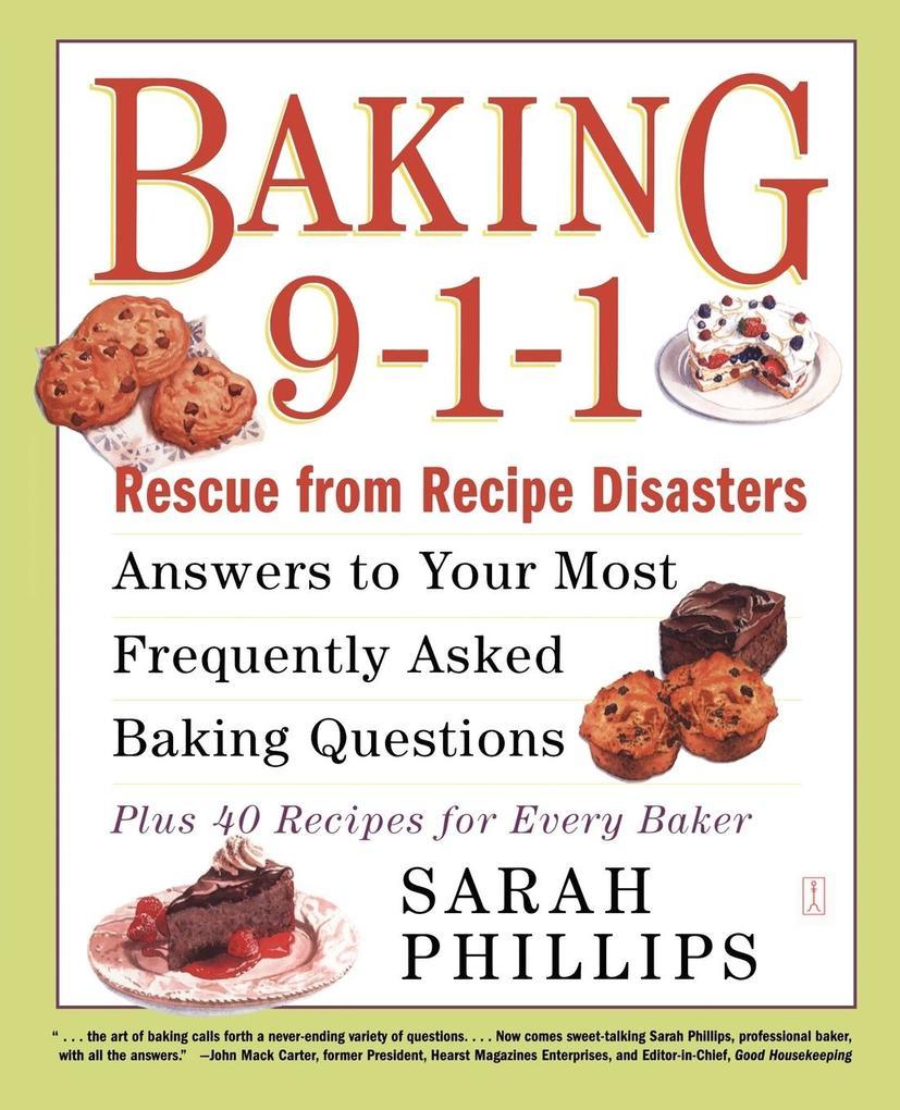Baking 9-1-1 als Taschenbuch