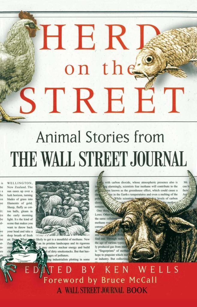 Herd on the Street: Animal Stories from the Wall Street Journal als Taschenbuch