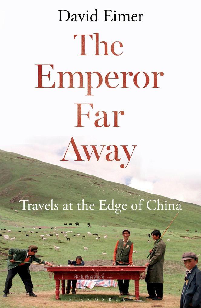 The Emperor Far Away als Taschenbuch von David ...