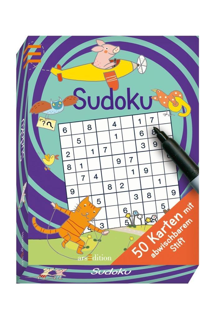 Sudoku als Buch von Philip Kiefer
