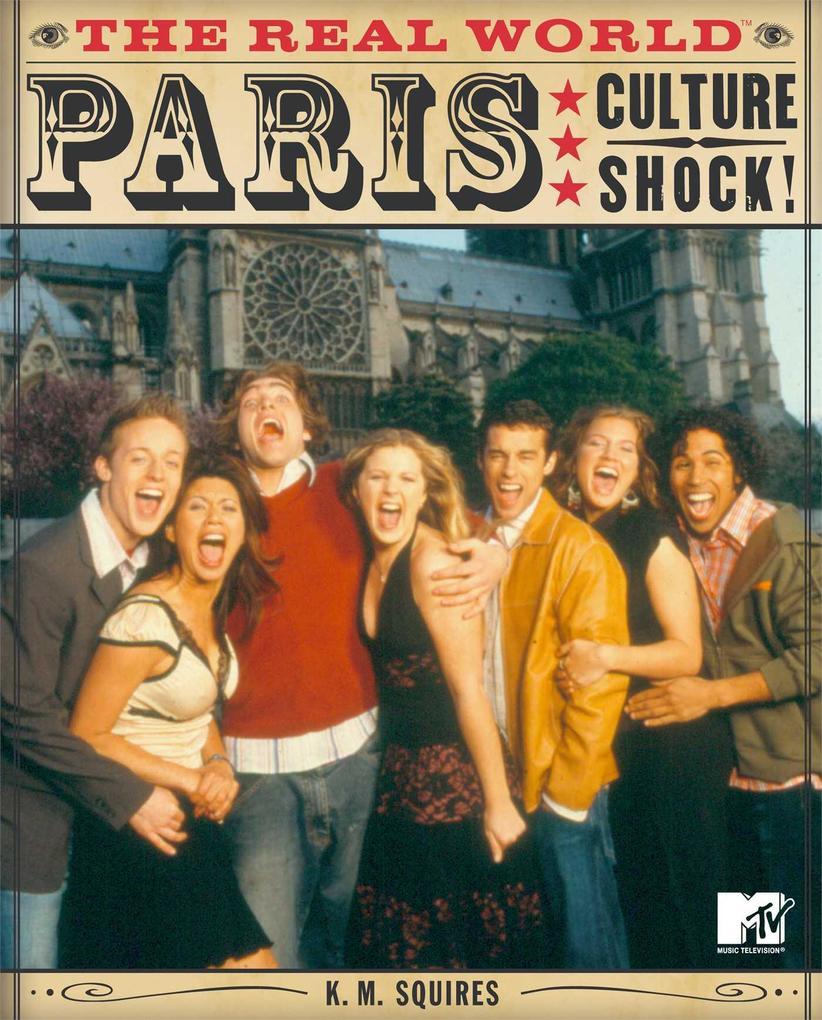 The Real World Paris als Taschenbuch