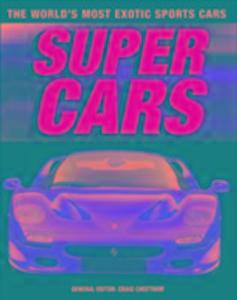 Supercars als Buch