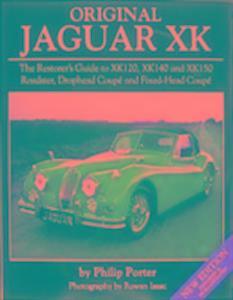 Original Jaguar Xk als Taschenbuch