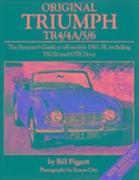 Original Triumph Tr4