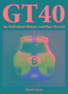 Gt40 als Taschenbuch