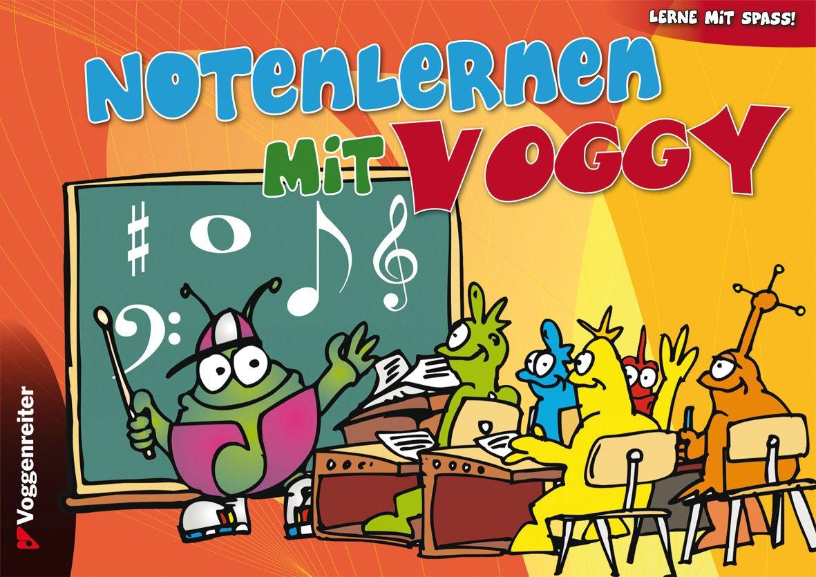 Noten lernen mit Voggy (FSC Mix, SGSCH-COC-0500...