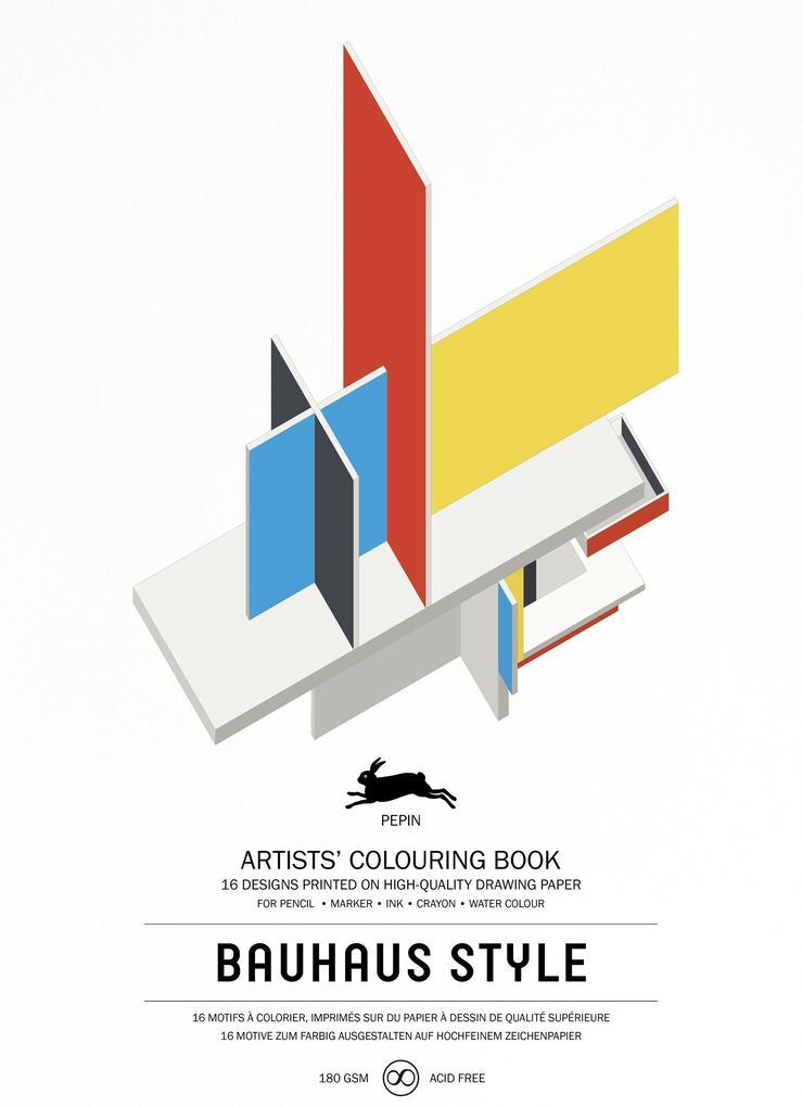 Bauhaus Style als Buch von Pepin van Roojen