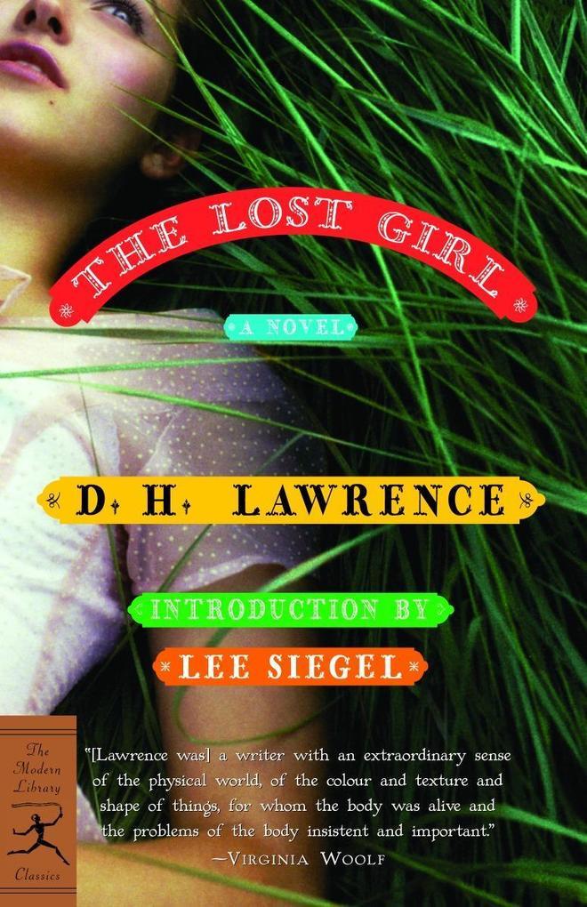 The Lost Girl als Taschenbuch