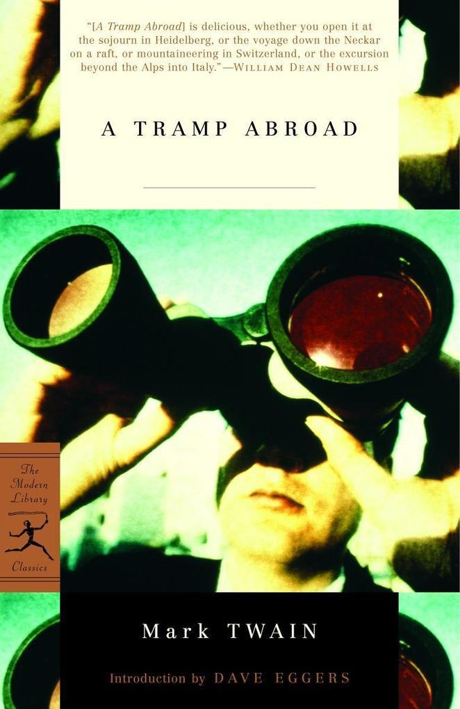 A Tramp Abroad als Taschenbuch