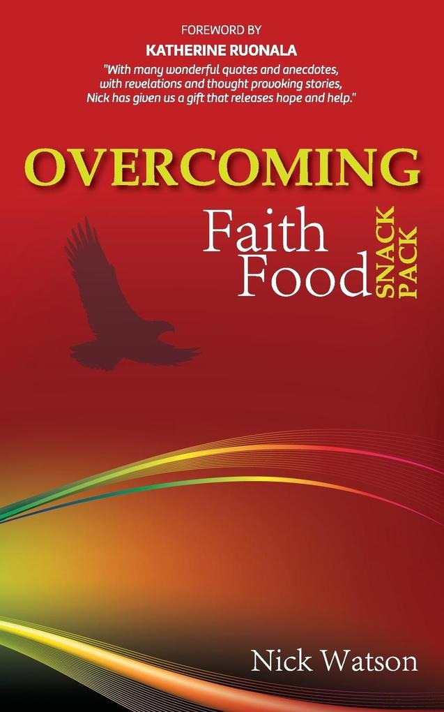 Overcoming Faith Food Snack Pack als Taschenbuc...