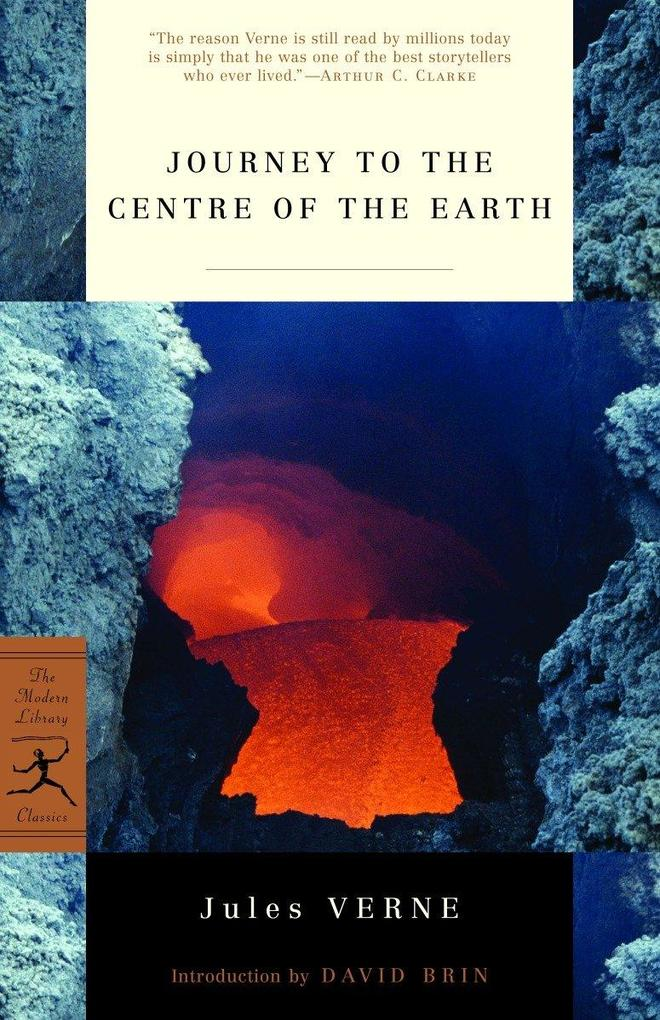 Mod Lib Journey To The Center Of The Earth als Taschenbuch
