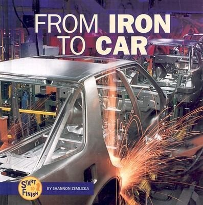 From Iron to Car als Buch