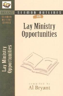 Lay Ministry Opportunities als Taschenbuch