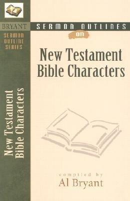 New Testament Bible Characters als Taschenbuch