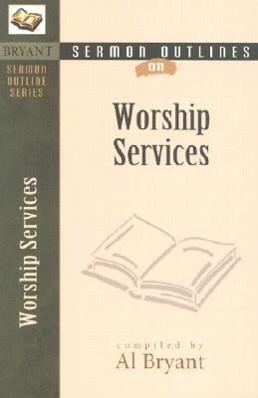 Worship Services als Taschenbuch