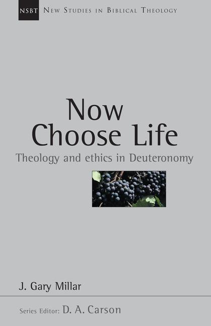 Now Choose Life: Theology and Ethics in Deuteronomy als Taschenbuch