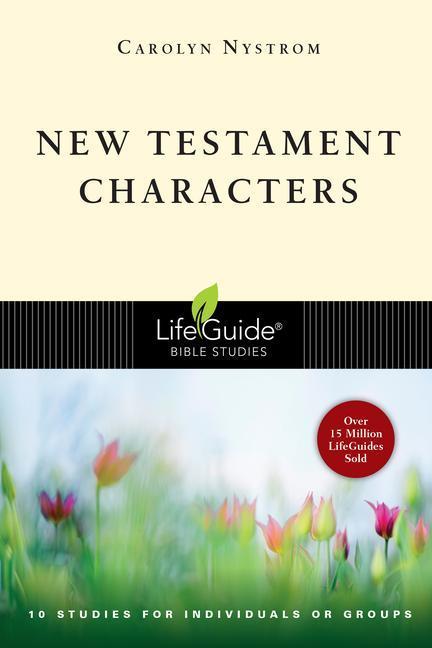 New Testament Characters als Taschenbuch
