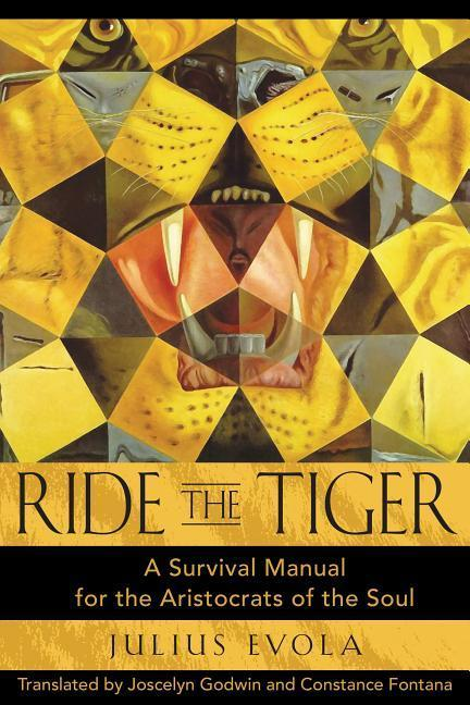 Ride the Tiger als Buch