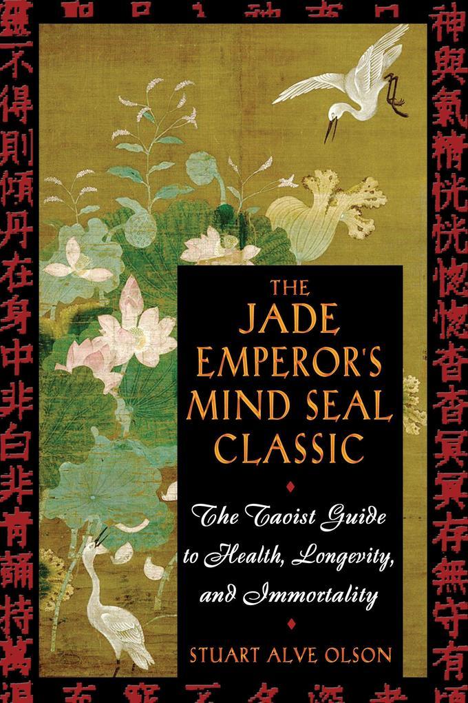Jade Emperor's Mind Seal Classic als Taschenbuch