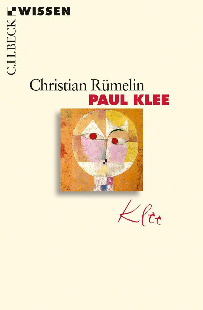 Paul Klee als Taschenbuch