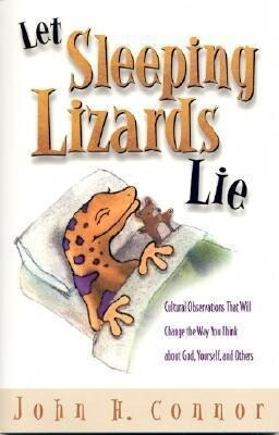 Let Sleeping Lizards Lie: Cultural Observations That Will Change the Way You Think about God, Yourself, and Others als Taschenbuch