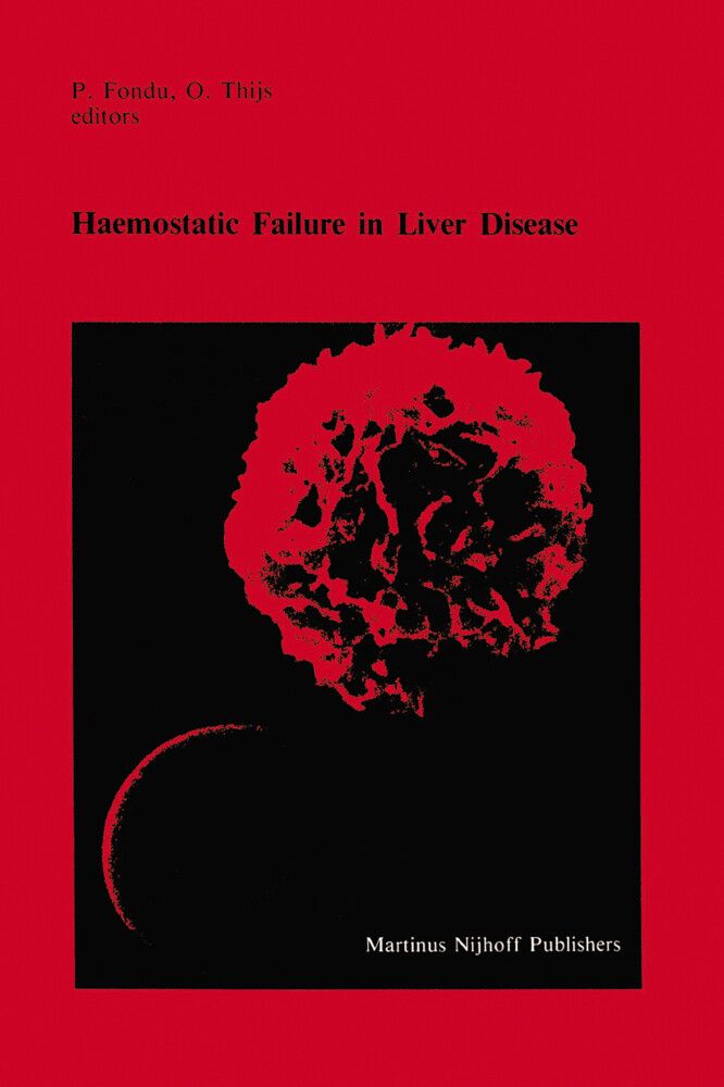 Haemostatic Failure in Liver Disease als Buch