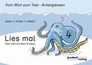 Lies mal 4 - Das Heft mit dem Kraken