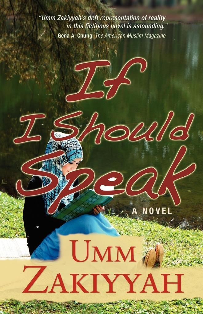If I Should Speak, A Novel als Taschenbuch