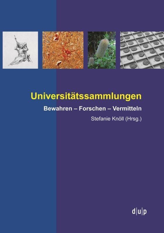 Universitätssammlungen als Buch
