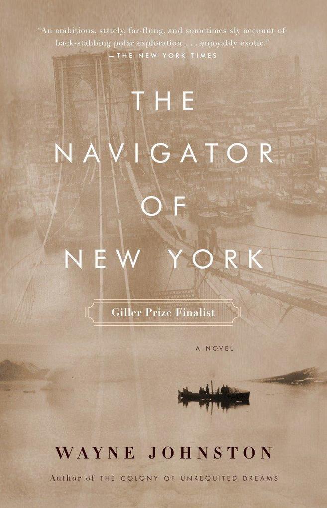 The Navigator of New York als Taschenbuch