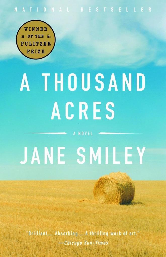A Thousand Acres als Taschenbuch
