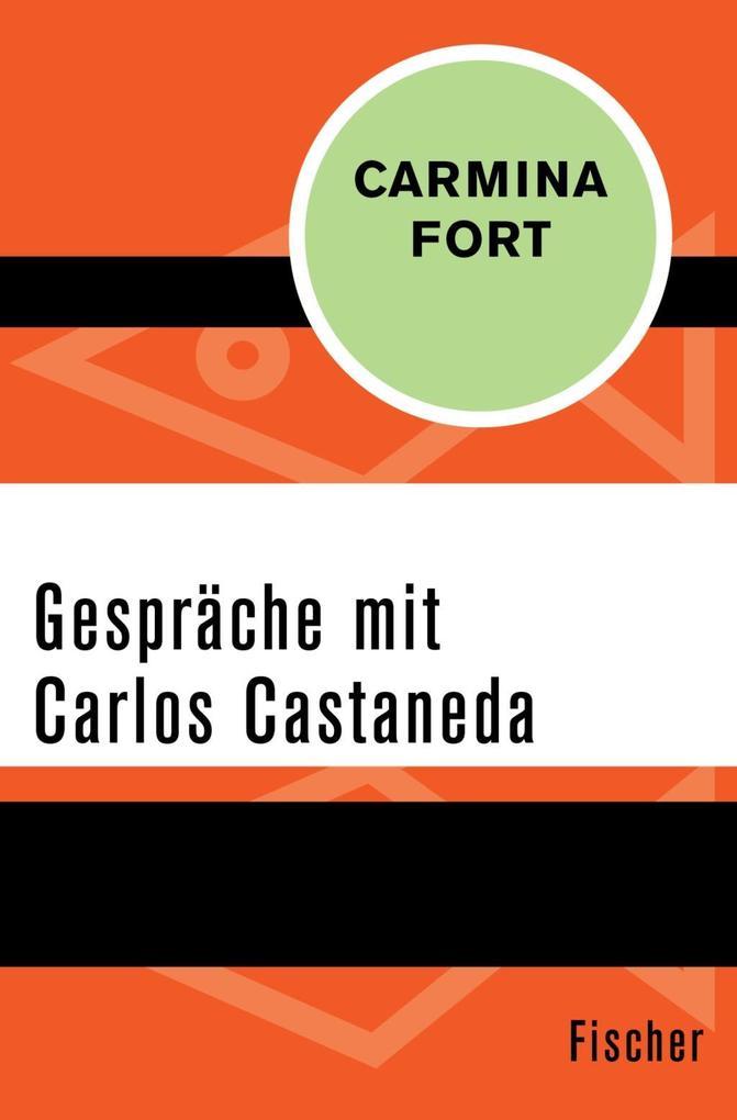 Gespräche mit Carlos Castaneda als Taschenbuch