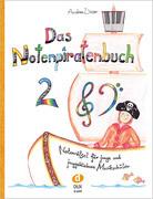 Das Notenpiratenbuch Band 2