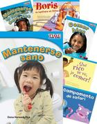 Saludable y En Forma! (Healthy and Fit!) 6-Book Set (Themed Fiction and Nonfiction)